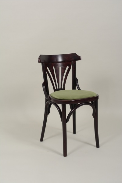 Chair Bistro T02 Upholstered #1