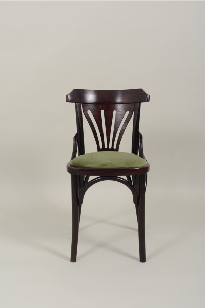 Chair Bistro T02 Upholstered #2