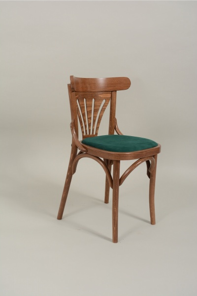 CHAIR BISTRO T03 UPHOLSTERED